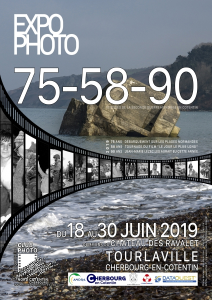PHOTOGRAPHIE - Vernissage de CLUB PHOTO NORD COTENTIN CHERBOURG le lundi 17 juin 2019 à partir de 18h30.
