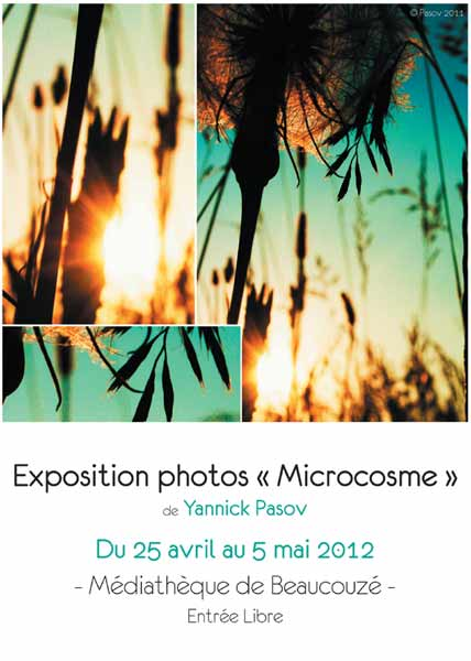 PHOTOGRAPHIE - Vernissage de PASOV le mercredi 25 avril 2012 à partir de 18h30.
